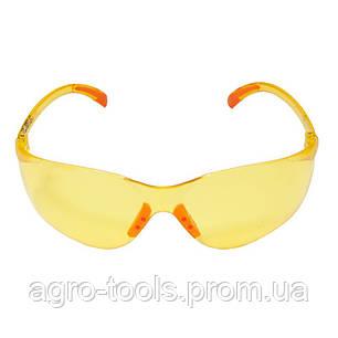 Очки защитные Balance (янтарь) SIGMA (9410301), фото 2