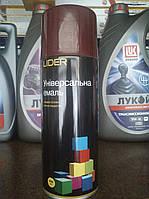 Аэрозольная краска Lider Ral 3005 (Темно-Вишневая) 400мл