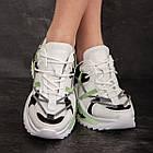 Кросівки жіночі Fashion Hammy 2946 36 розмір 23 см Білий, фото 2