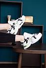 Кросівки жіночі Fashion Hammy 2946 36 розмір 23 см Білий, фото 3