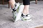 Кросівки жіночі Fashion Hammy 2946 36 розмір 23 см Білий, фото 4