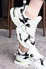 Кросівки жіночі Fashion Hammy 2946 36 розмір 23 см Білий, фото 5
