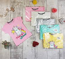Дитячі футболки для дівчаток №2202