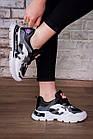 Кроссовки женские Fashion Jackie 2942 36 размер 23 см Белый, фото 3