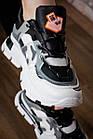 Кроссовки женские Fashion Jackie 2942 36 размер 23 см Белый, фото 4