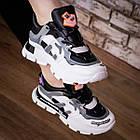 Кроссовки женские Fashion Jackie 2942 36 размер 23 см Белый, фото 5