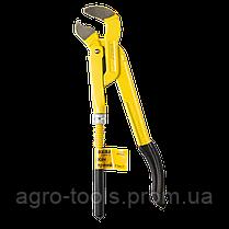 "Ключ трубний S-Type 1"" CrV SIGMA (4102411), фото 3"