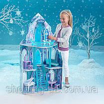 Кукольный домик Frozen Ice Castle KidKraft 65881, фото 2