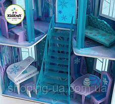 Кукольный домик Frozen Ice Castle KidKraft 65881, фото 3