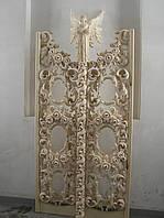 Царские врата  с Ангелом