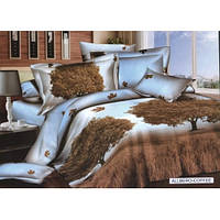 Комплект постельного белья Arya - 3D Сатин