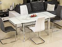 Стол стеклянный GD-020 Белый