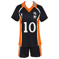 Косплей Сёё Хината №10 Волейбол! - Haikyuu!! L (12889)