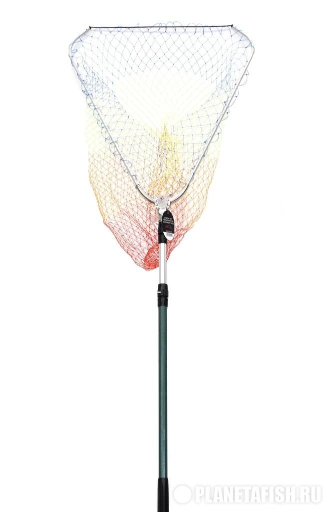 Подсак рыбацкий 70 см ( цветная леска)