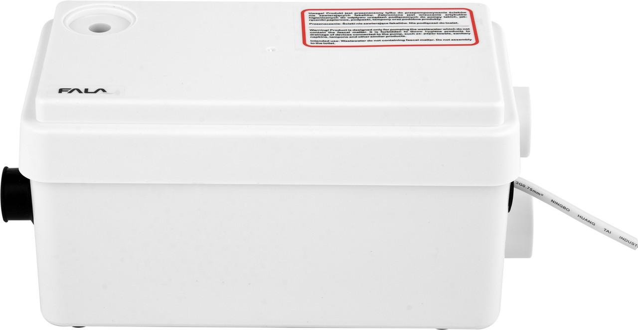 Помпа сетевая для канализационных стоков душа и умывальника 250 Вт Fala 75944