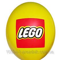 Шарик Lego 30 см.