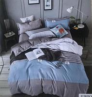 Постельное белье сатин «Epico» Home Textile 200 × 230 см