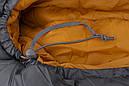Спальний мішок Pinguin Expert (-8/-16°C) 185 см сірий, фото 3