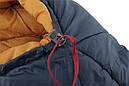 Спальний мішок Pinguin Expert (-8/-16°C) 195 см сірий, фото 7