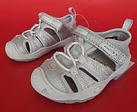 Детские сандалии Keen белого цвета Оригинал Размер 20,21