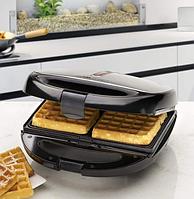 Мультипекарь сэндвичница тостер вафельница гриль CLATRONIC ST/WA 3670