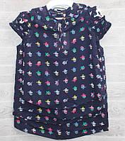 """Нарядна Блузка дитяча на дівчинку розмір 116-140см """"BILLIE""""""""купити недорого від прямого постачальника"""