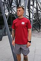 Мужская футболка Nike Jordan Flight (Красная)
