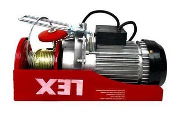 Тельфер электрический LEX LXEH800 | 400/800kg