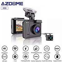 Видеорегистратор Azdome M06 с двумя камерами