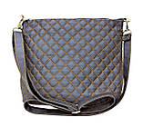 Текстильная сумочка Зимний пейзаж, фото 2