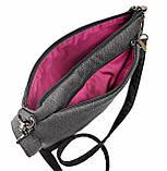 Текстильная сумка с вышивкой Птицы, фото 3