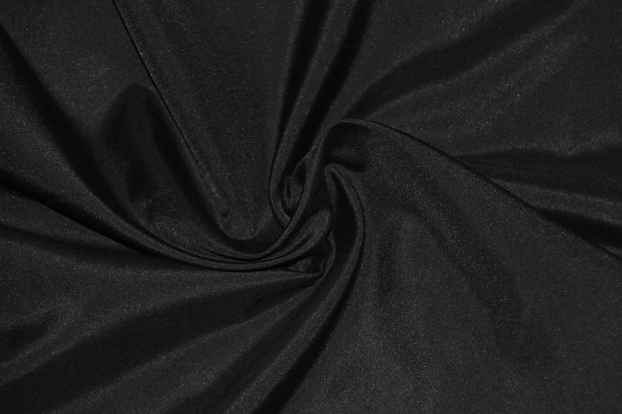 Ткань парашют черный