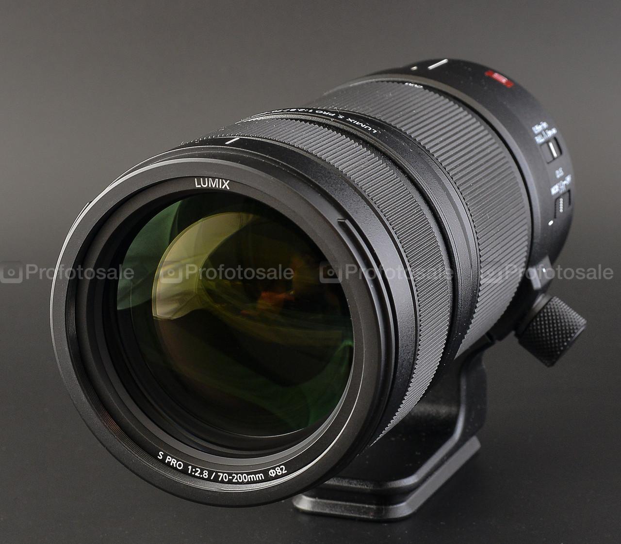 Об'єктив Panasonic Lumix S PRO 70-200mm f/2.8 O. I. S.