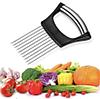 Кухонний ніж з нержавіючої сталі для різання, фото 2