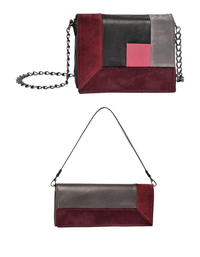 Сумочка Longchamp artwalk handbag и artwalk clutch