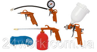 Набор пневмоинструмента Stromo KIT-5C