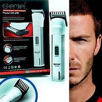 🔥 Аккумуляторный триммер Gemei GM-698. Бодигруммер Gemei GM-698, фото 1