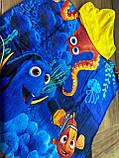 Полотенце-пончо детское 60*120 Лол, фото 3