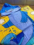 Полотенце-пончо детское 60*120 Лол, фото 5
