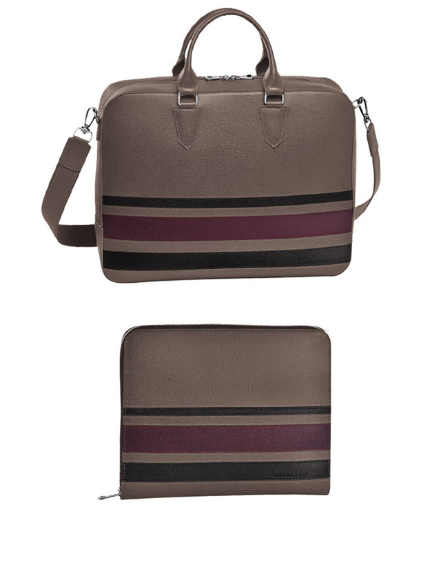 Портфель для документов и чехол для iPad longchamp