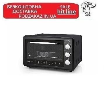Духовка электрическая 36 л черная Mirta Grande Gusto (1500 Вт) MO-0336B