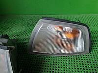 Б/у поворотник, повторювач повороту передній лівий для Mitsubishi Colt 1996 р., фото 1