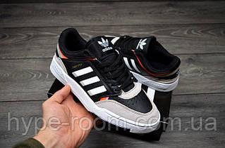 Мужские Кроссовки Adidas Drop Step Low Black чоловічі кросівки адідас дроп степ