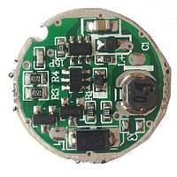 Драйвер для светодиодов: 5 режимов включения диода, 20 d