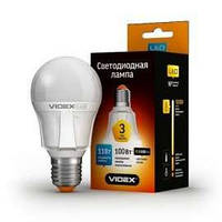 Светодиодная лампа A60 11Вт Е27  Videx (Премиум)