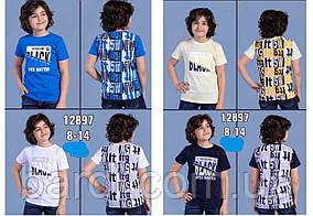 Футболка для хлопчика 134-152