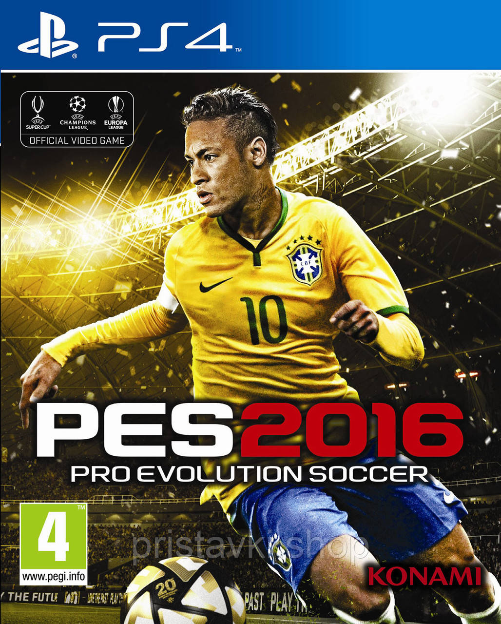 EFootball PES 2021 PS4 \ PS5