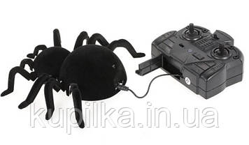 Детский интерактивный радиоуправляемый паук для ребенка FY-878 стенолаз