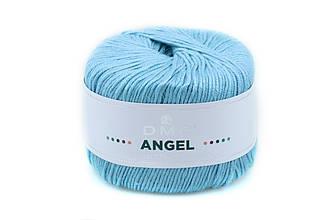 DMC ANGEL, Голубой №120