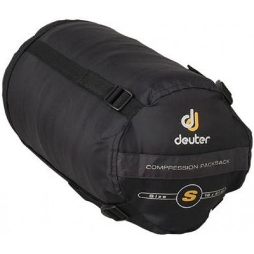 Компресионный мешок Deuter Compression Packsack S black (39760 7000)